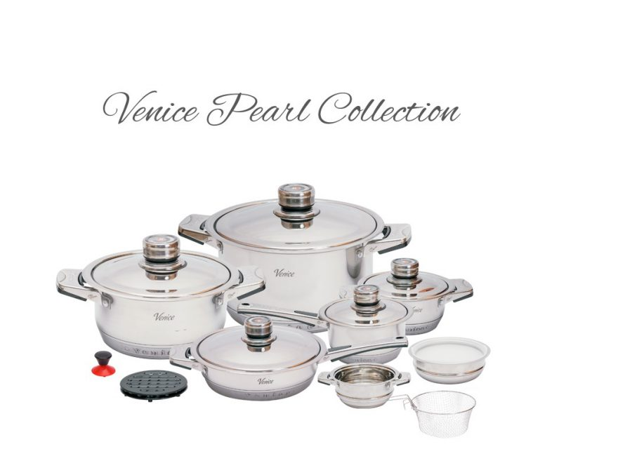 garnki venice 19 pearl collection opinie cena